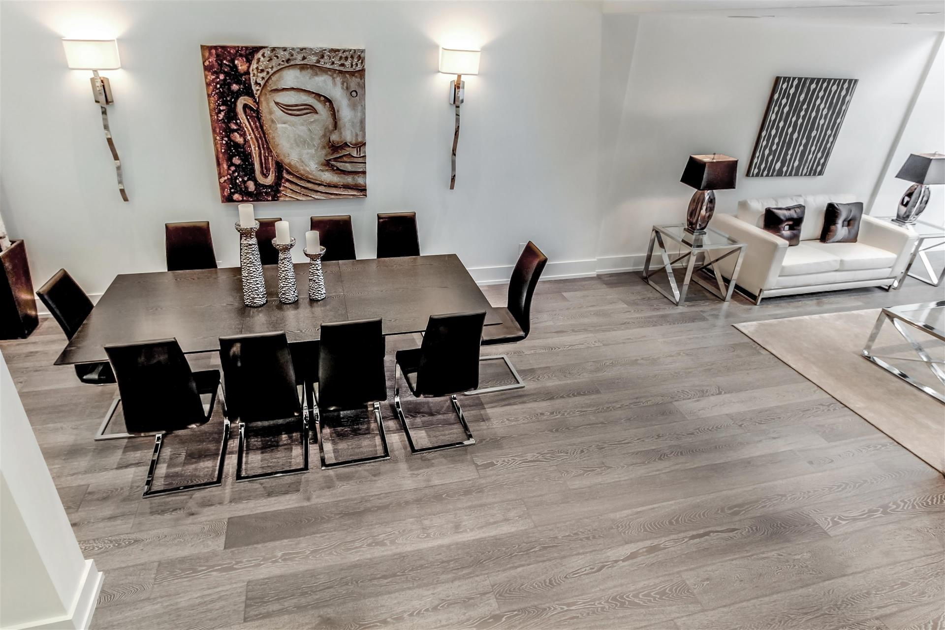 North York project dining room